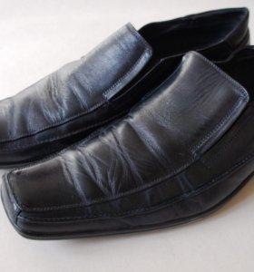 """Туфли кожаные """"Gialas"""" демисезонные"""