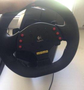 Руль momo
