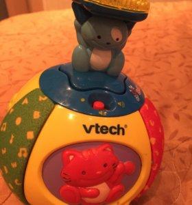 Музыкальный мяч Vtech