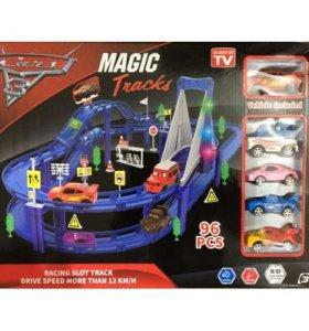 Magic Track Тачки