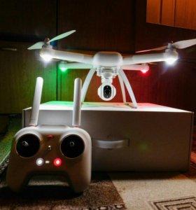 Квадрокоптер Xiaomi mi drone 1080p