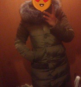 Куртка зимняя, очень тёплая❄️☺️