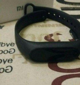 Xiaomi mi band 2 (умные часы)