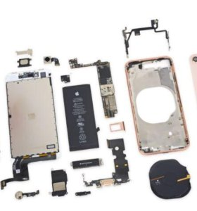 Запчасти для iPhone 8 & iPhone 8plus