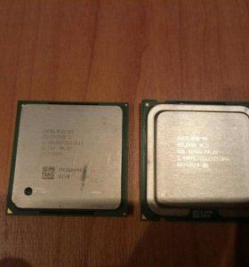 Процессоры Intel celeron 103,104