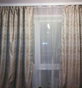 Продаю новые шторы