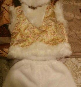 Продаю новогодний костюм зайчика