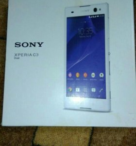 Смартфон Sony Xperia C3 Dual
