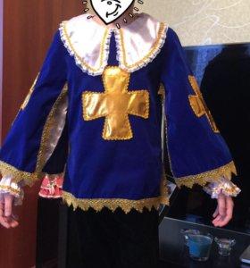 Новогодний костюм « Мушкетера»