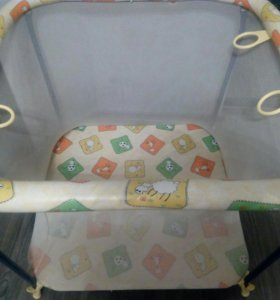 манеж для малыша