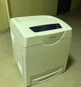 Лазерный цветной принтер Xerox Phaser 6180N