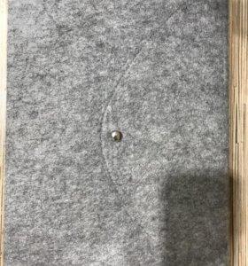 Чехол для ноутбука из войлока