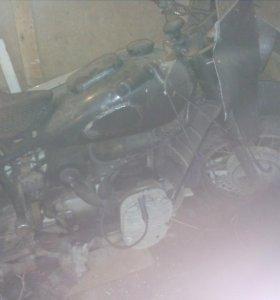 Мотоцикл К-750,