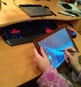 Видео графический планшет, аналог Cintiq Wacoom