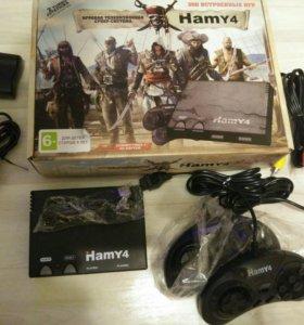 Sega + Dendy = Hamy 4