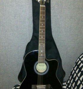 Новая гитара Martinez