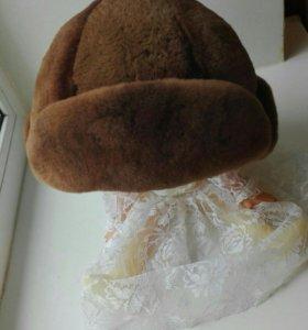 Шапка норковая (стриженная норка)