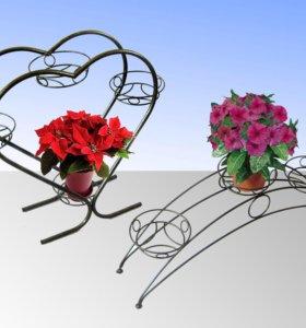 Подставка для цветов кашпо