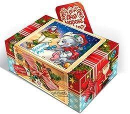 Подарки новогодние для детей.
