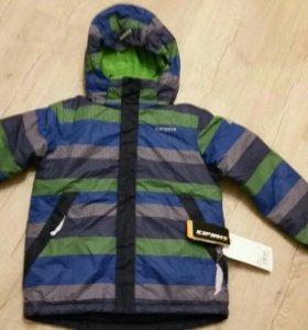 Новая мембранная куртка icepeak р.128