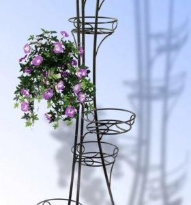 Подставка (кашпо) для цветов 7 местная