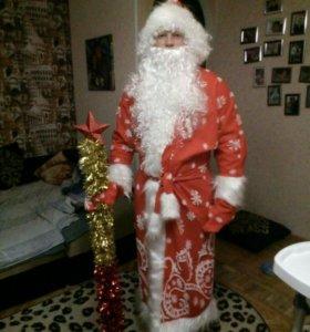 Дед Мороз на дом! Дешево!