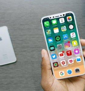 Новые iPhone X (Гарантия 1 год + Рассрочка)
