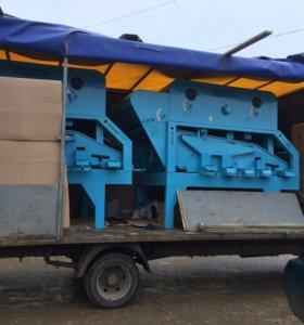 Семяочистительное оборудование