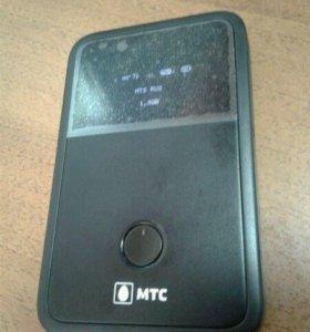 "МТС 4g+ ""Коннект-4"" Wi-Fi роутер LTE Cat.6 б/у"
