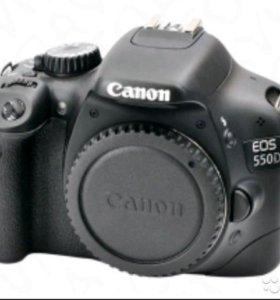 Canon EOS, EOS 550D