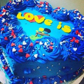 Тортики торты на заказ