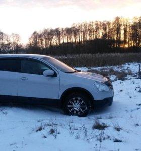 Ниссан кашкай 4WD 141л.с. CVT