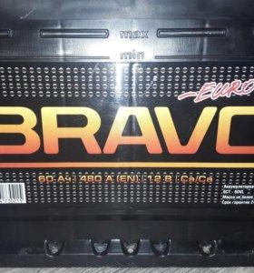 Аккумулятор Bravo 60Ач/480А, 12В