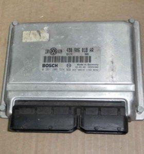 Блок управления ДВС Audi A4 1.8T