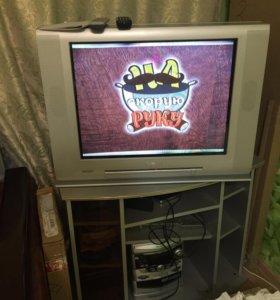 Телевизор toshiba bomba stereo