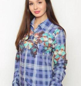 Рубашка 42-44 новая