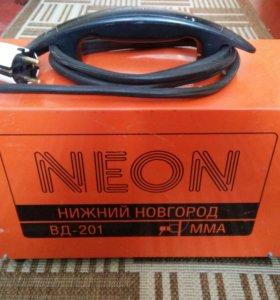 Сварочный аппарат NEON ВД-201
