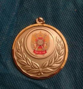 Медаль УФП ВС РФ