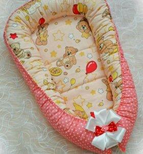 Кокон-гнёздышко для малышей