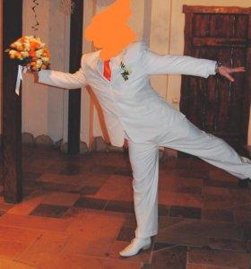 Мужской костюм (свадебный)