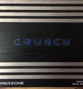 4-х канальный усилитель Crunch