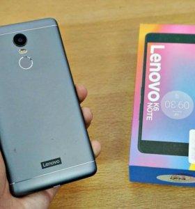 Lenovo K6 Note новые! Гарантия 12 мес