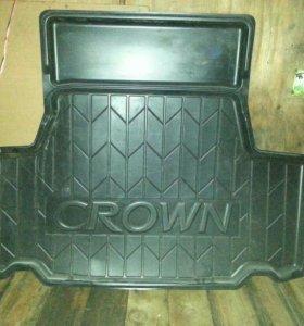 Коврик в багажник Toyota Crown, GRS18#