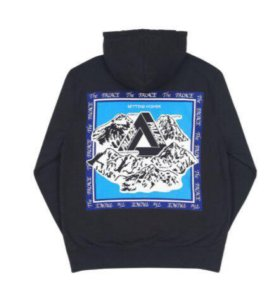Palace Getting Higher Hood Black