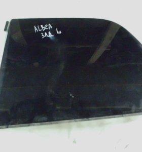Стекло задней L двери Fiat Albea '
