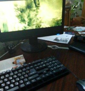 Монитор LJ веб камера в придачу торг