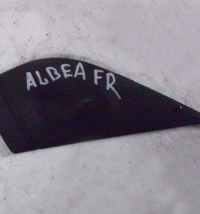 Крышка зеркала внутренняя R Fiat Albea