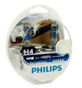 Philips Racing Vision +150%