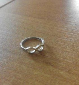 Кольцо бесконечность размер 6