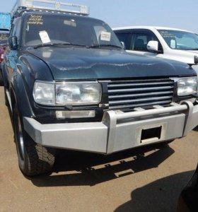 Toyota Land Cruiser 80 в разбор